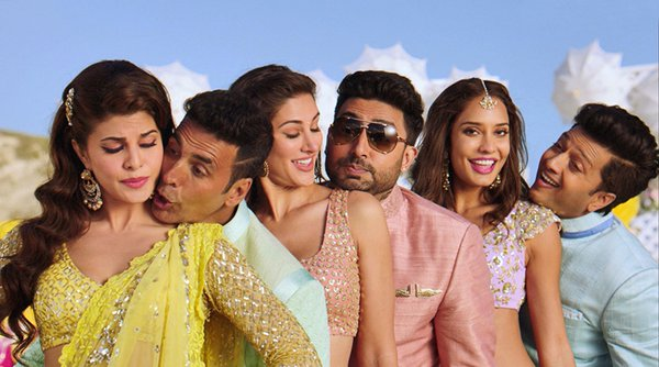 Housefull 3 Review And Rating