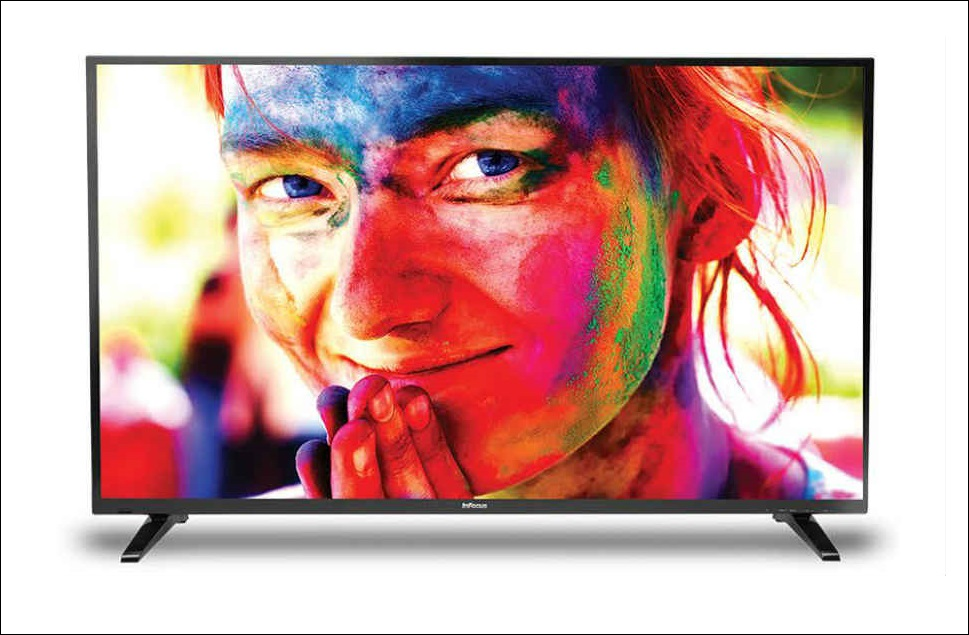 InFocus 40-inch LED TV Launched in India with a Price Tag of Rs. 23,990