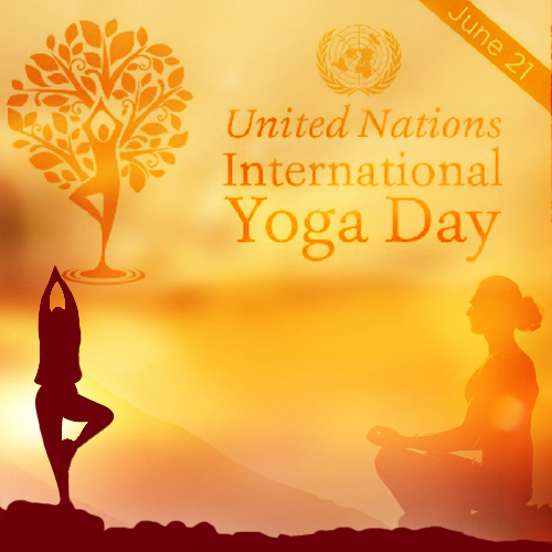 International YOGA DAY Quotes, Images