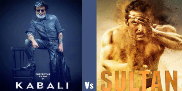 Kabali vs sultan