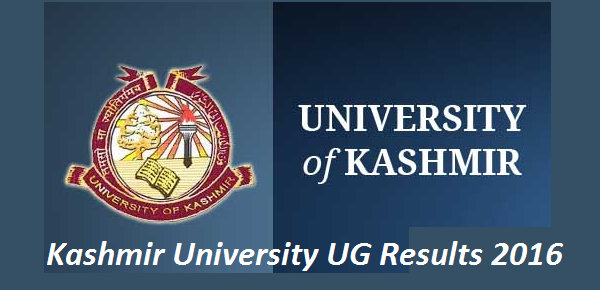 Kashmir-University-UG-Results-2016