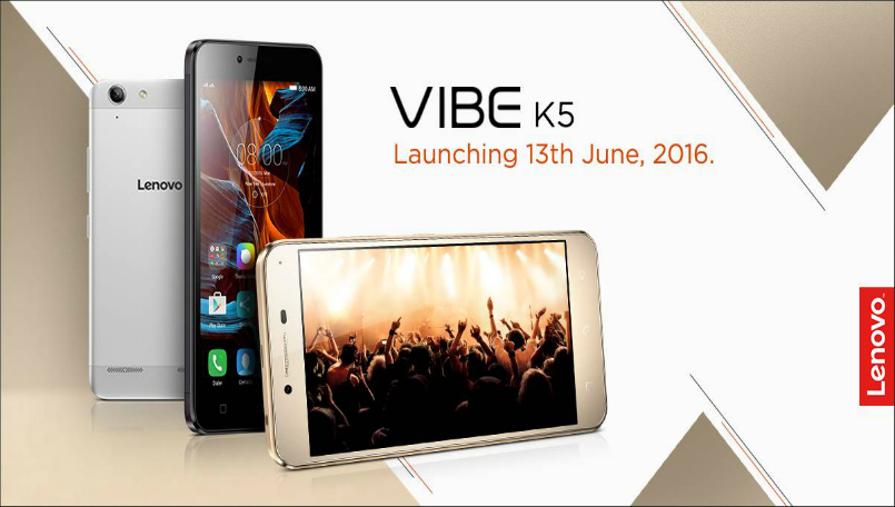 Lenovo Vibe k5 Launch