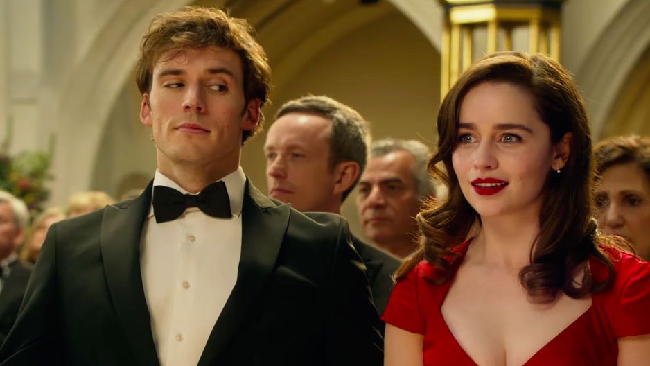 Me Before You Movie Review & Rating