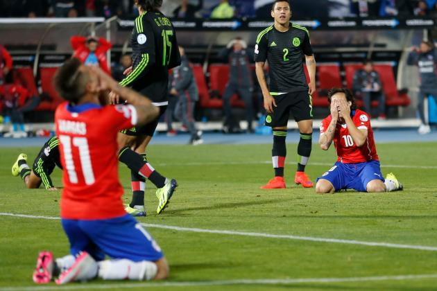 Copa America 2016 Quarter Final Mexico Vs Chile Preview ...