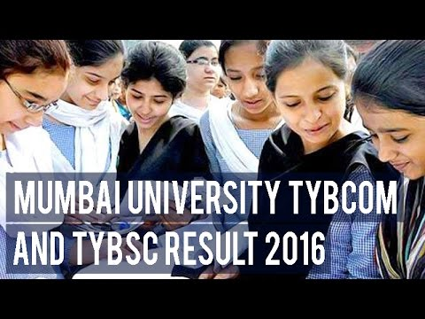 Mumbai University MU TYB.Sc Results 2016 Today But TYB.Com Results Postponed to 24th June