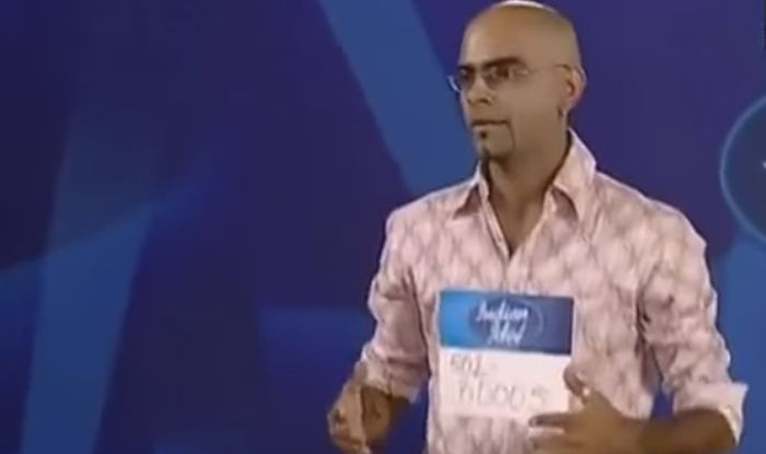 Raghu Ram Indian Idol season 1 audition