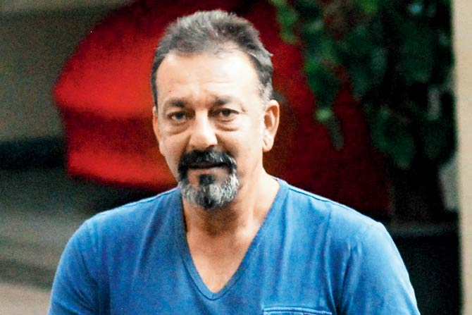 Sanjay Dutt's comeback in the bollywood