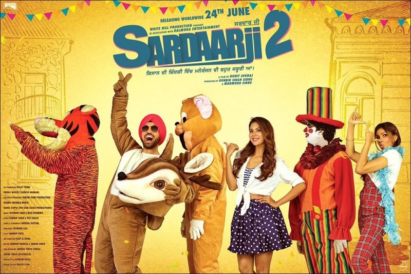 Sardaarji 2 Movie Review & Rating