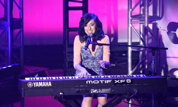 Singer Christina Grimmie passes aways