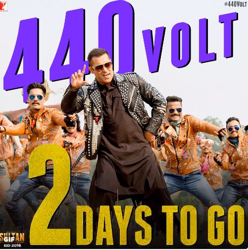 Sultan song 440 volts teaser
