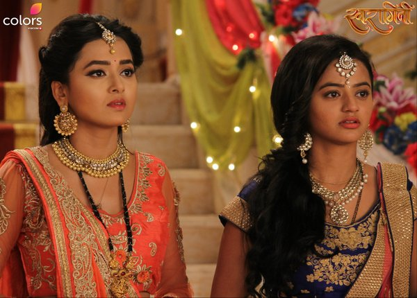Swaragini Today Episode Written Update