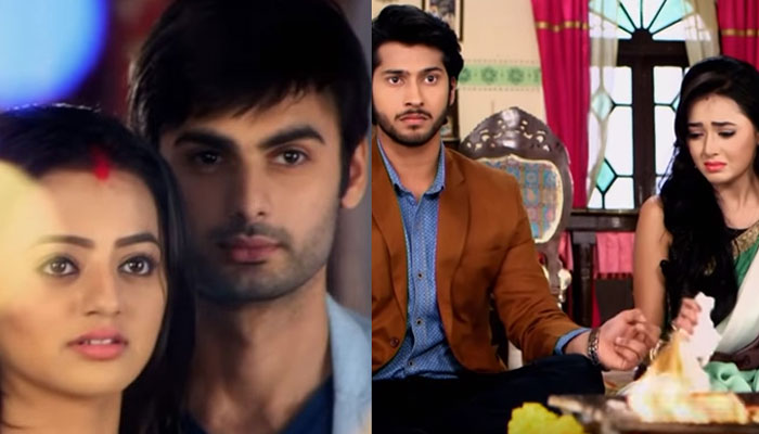 Swaragini Today Written Updates