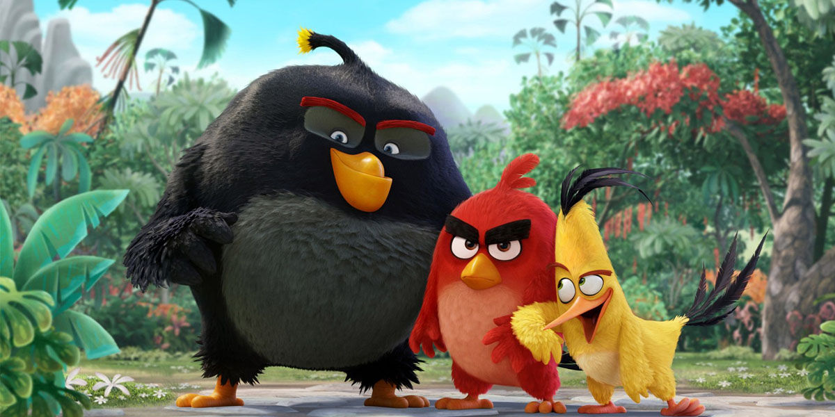 The Angry Bird Box Office Collection