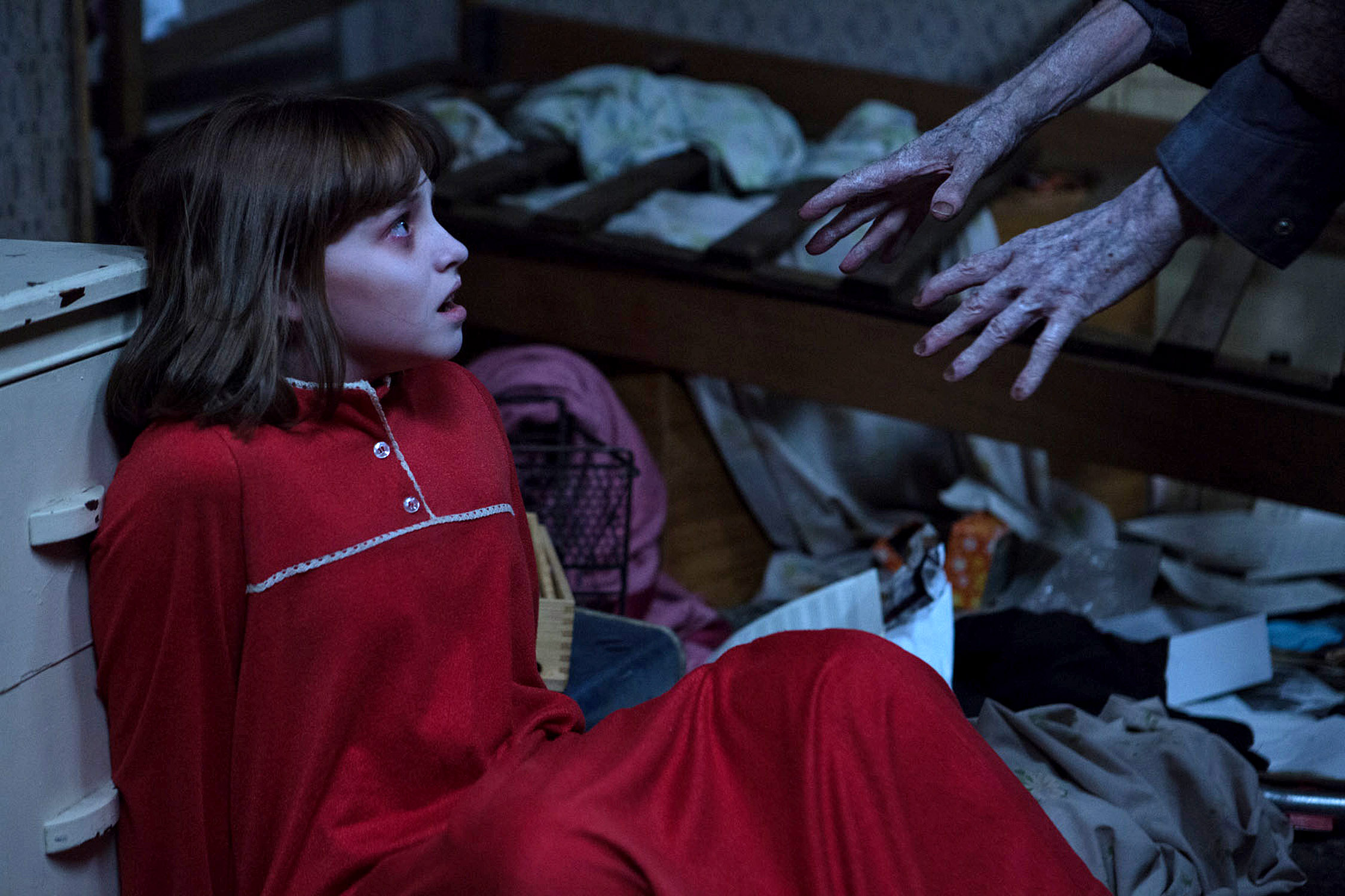 The Conjuring 2 Movie Review & Rating