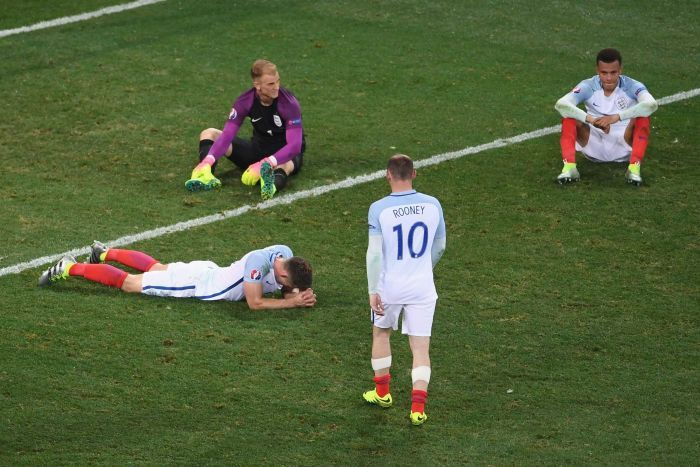 Twitter reaction to England's loss and Iceland's miracle Euro 2016