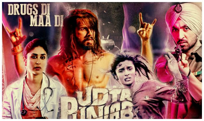 Udta Punjab Movie Review & Rating