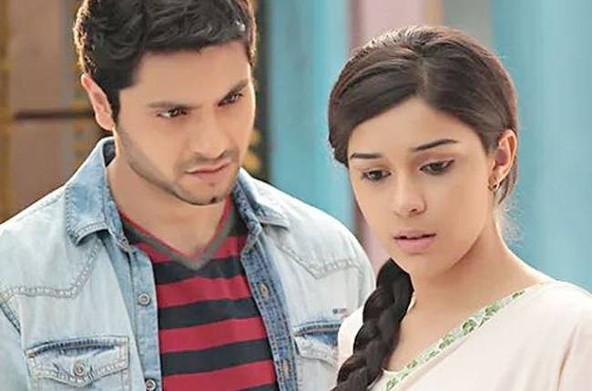 Viplav & Dhaani Fight! Ishq Ka Rang Safed