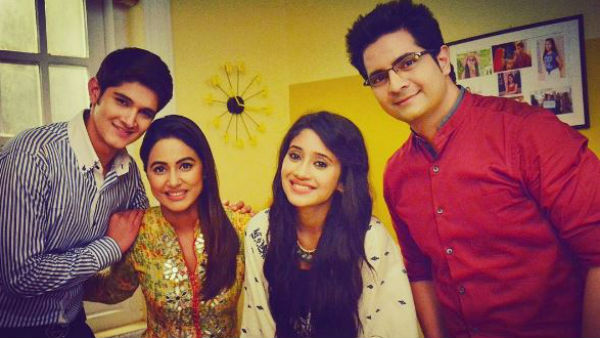 Yeh Rishta Kya Kehlata Hain Fame Naksh Is Dating His On Screen Sister