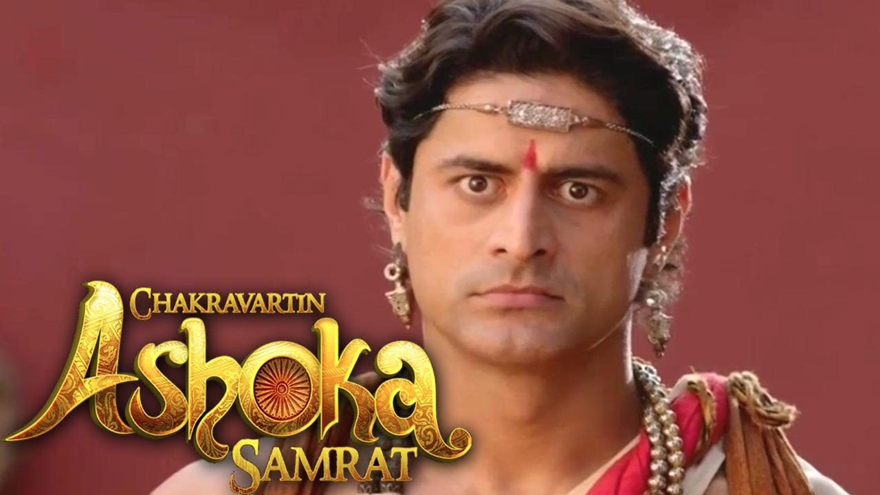 chakravartin ashoka samrat written updates episode today