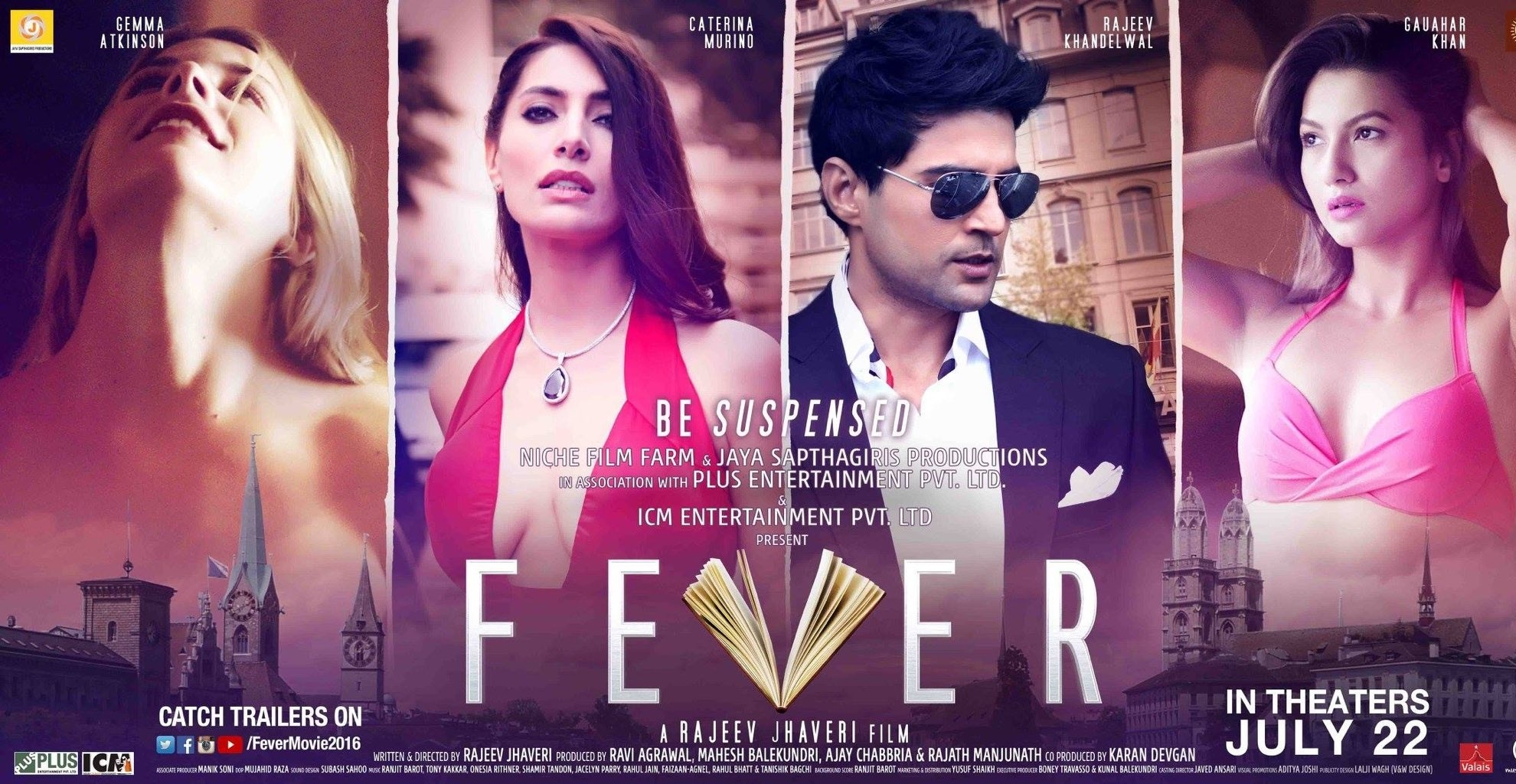 fever movie trailer and poster released