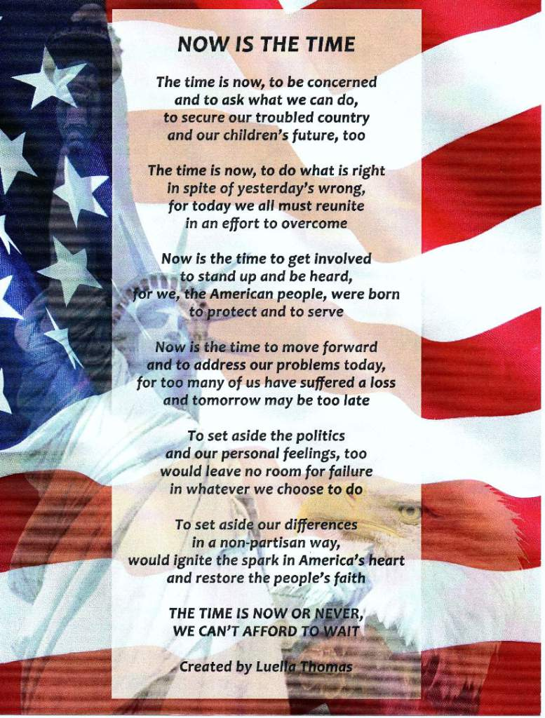 flag day poems