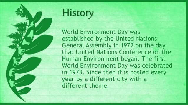 happy world environment day 2016