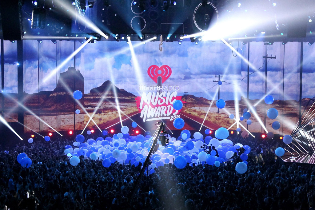 iheart radio music awards 2016