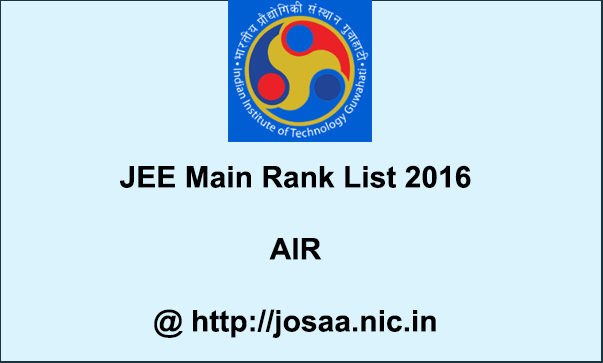jee-main-rank-list-2016