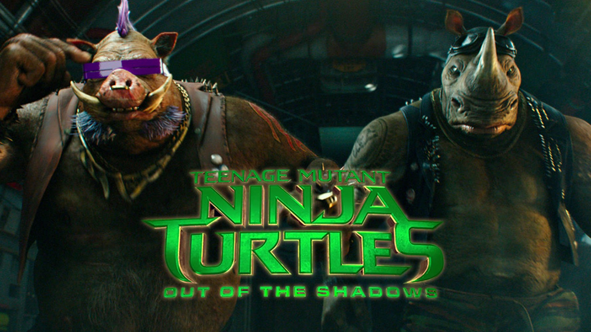 Teenage Mutant Ninja Turtles: Out of the Shadows Movie Review & Rating