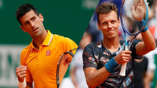 novak-djokovic-taking-on-tomas-berdych-singles-2015-monte-carlo-masters