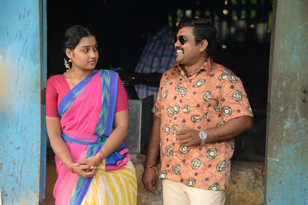 Shalin, Kaali Venkat in Raja Manthiri Movie Photos