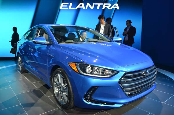 2016 Hyundai Elantra to launch in India in first week of September