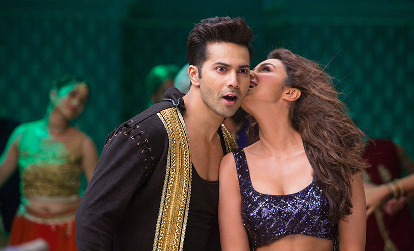 JAANEMAN AAH Video Song, Parineeti Chopra and Varun Dhawan super hot chemistry !!