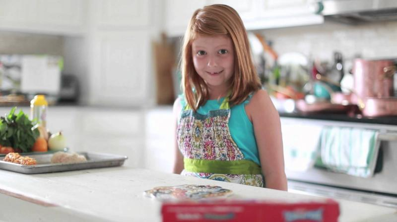 3-year-old to host own first global cooking series