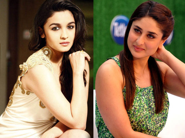 Alia vs kareena