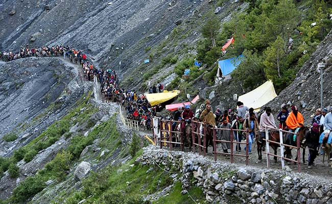 Amarnath Yatra safe journey