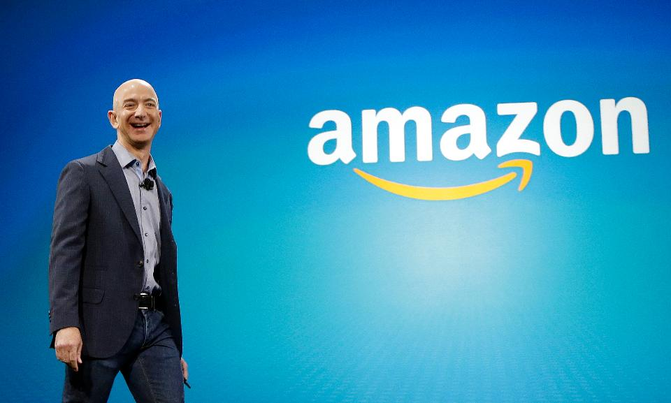 Amazon boss is 3rd richest, beats Warren Buffett