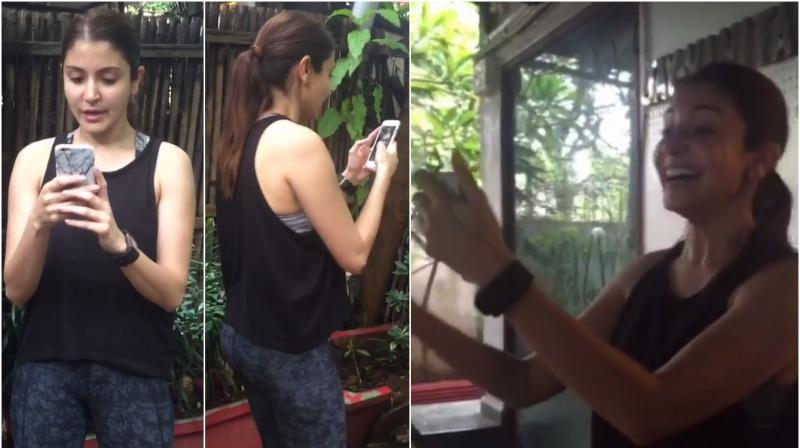 Anushka Sharma is down with Pokemon Go frenzy and she wants to catch them all!