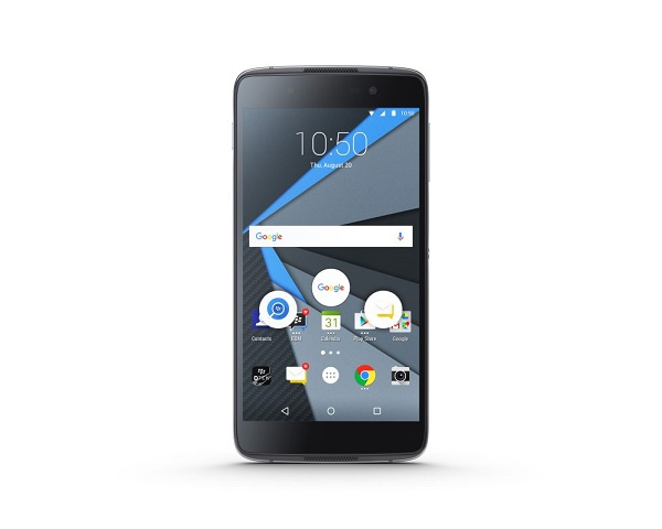 Blackberry unveils second Android-powered handset DTEK 50.4