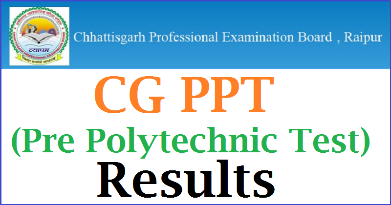 CG-Vyapam-PPT-Pre-Polytechnic-Test-Results-