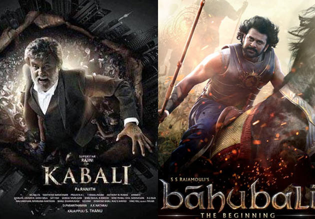 China Fight Baahubali Vs Kabali