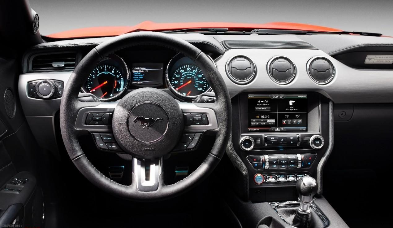 Ford Mustang GT Finally Launched in India4