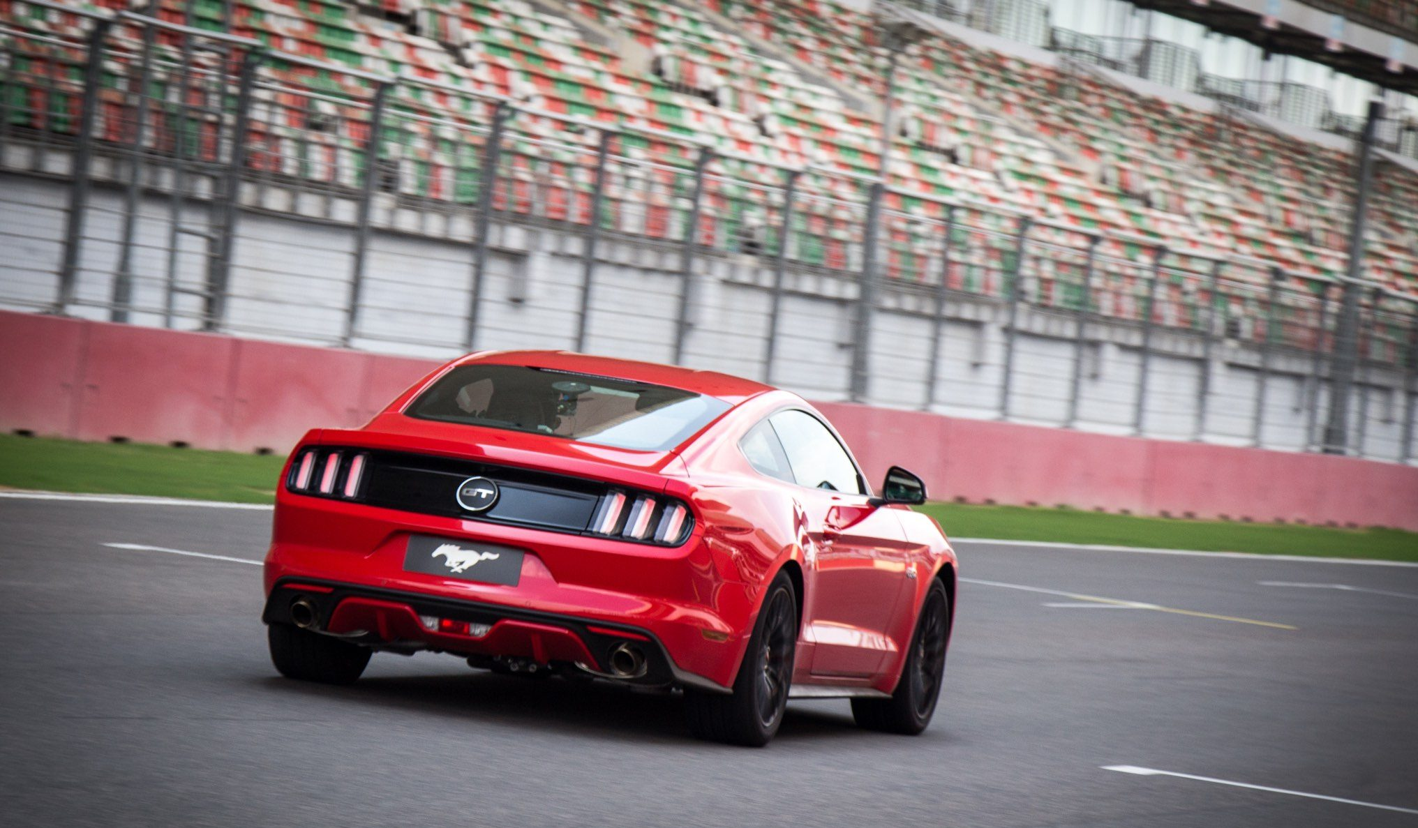 Ford Mustang GT Finally Launched in India8