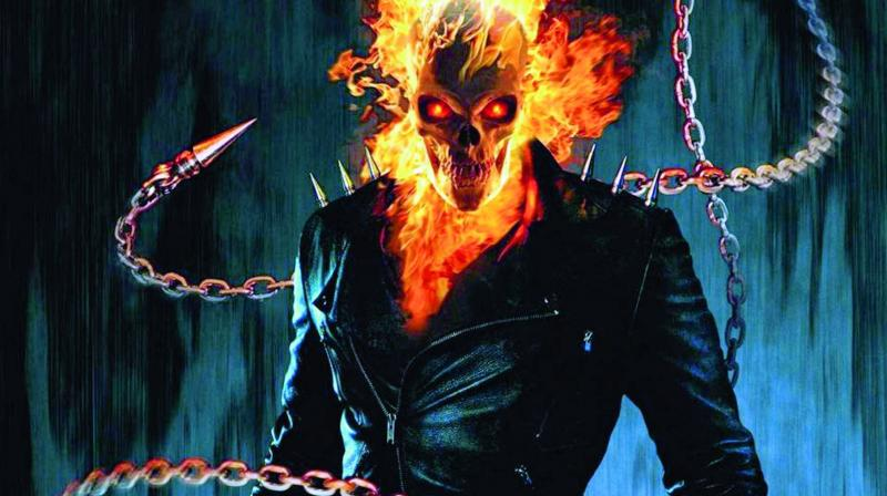 Ghost Rider 4 back to seek vengeance