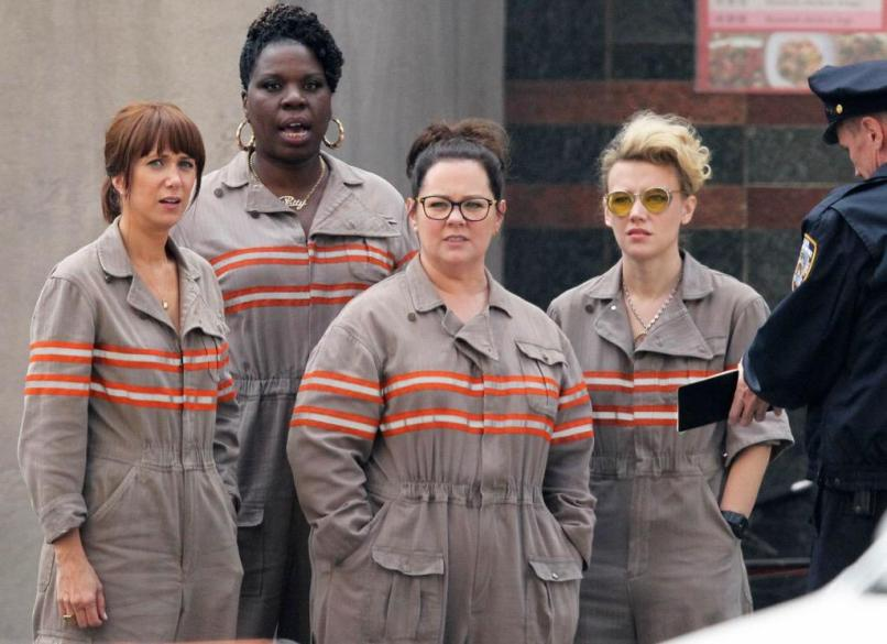 Ghostbusters 3 Movie Review & Rating
