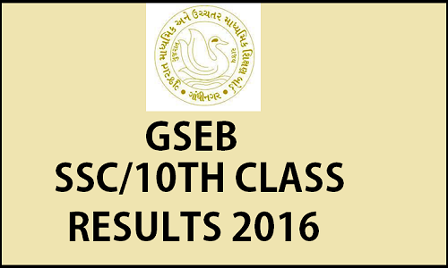 Gujarat-Board-SSC-Results-2016