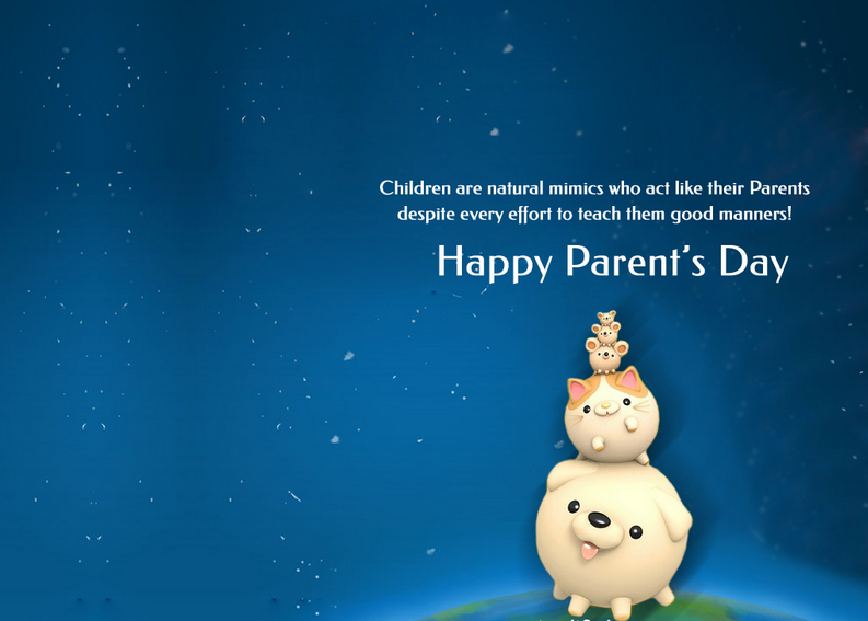 Happy National Parents Day 2019 Quotes Whatsapp Status Dp