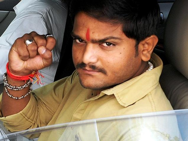 Hardik Patel: India Patel caste leader freed on bail