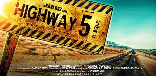 Highway 5 Movie Review & Rating