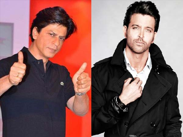 Hrithik Roshan Shah Rukh Khan in race to star in Padmavati